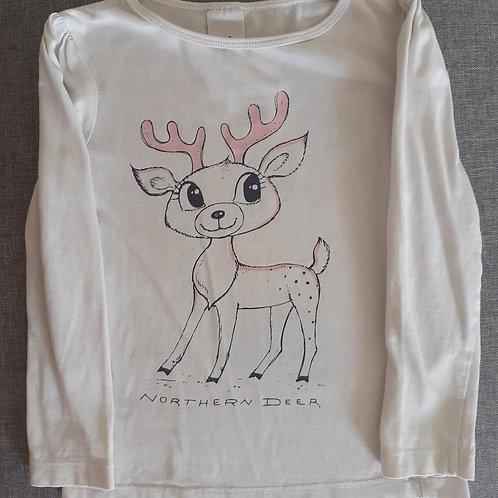 T-shirt manches longues - Palomino - 3 Ans