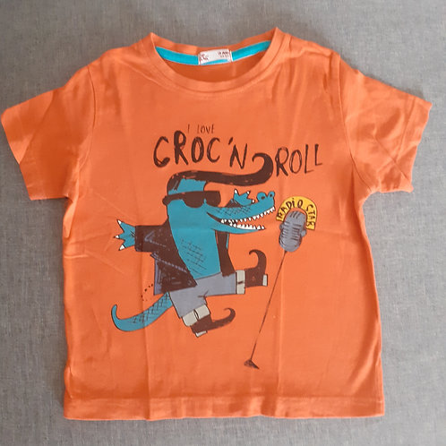 T-shirt manchs courtes - DPAM - 3 Ans