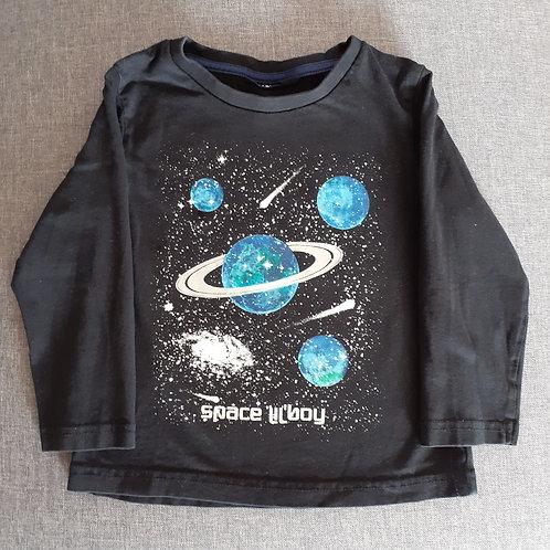 T-shirt manches longues - Kiabi- 3 Ans