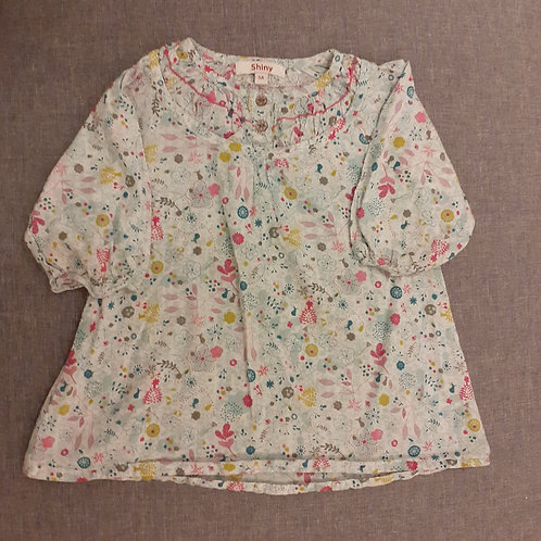 Blouse manches 3/4 - Shiny - 5 Ans