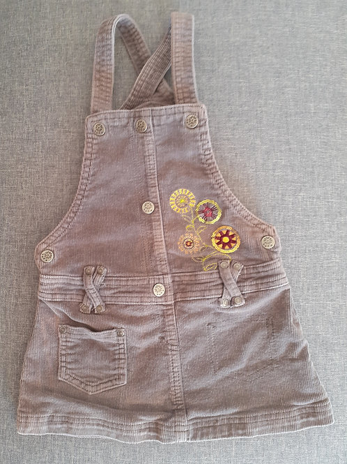 Robe velours - Orchestra - 4 Ans