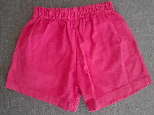 Short uni rose - Tex - 2 Ans