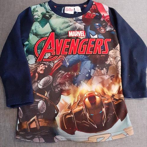 "Pyjama - ""The Avengers"" - 4 Ans"