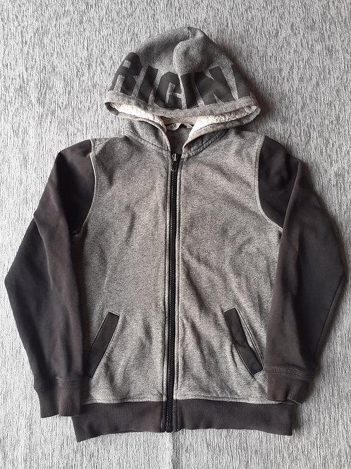 Sweat zippé à capuche - H&M - 12 Ans