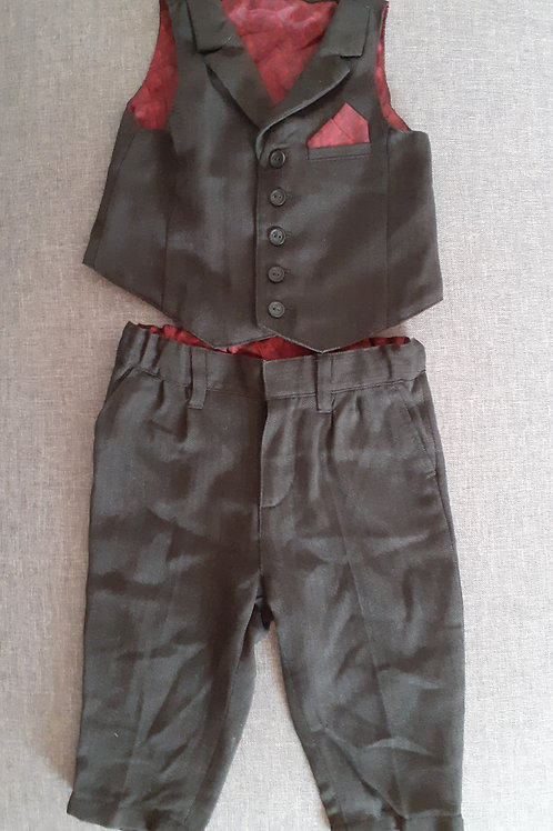Costume - H&M - 12 Mois