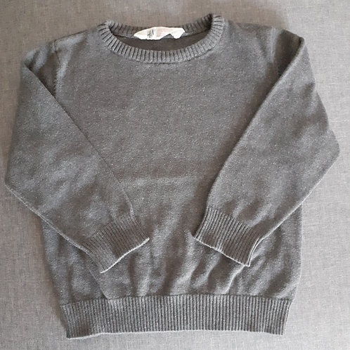 Pull manches longues - H&M - 03 Ans
