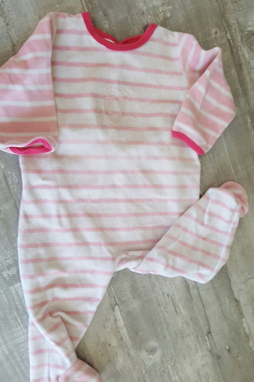 Pyjama hiver - petit bateau - 9 mois