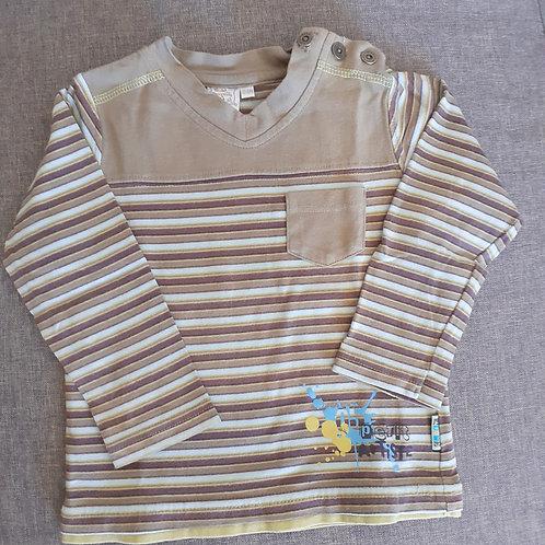 T-shirt manches longues - Cadet Rousselle - 02 ans