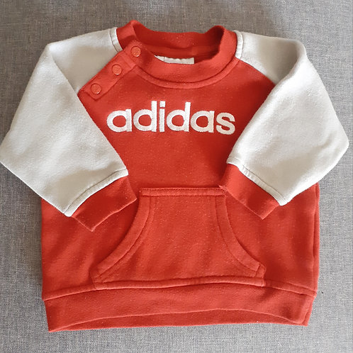 Sweat - Adidas- 6 mois