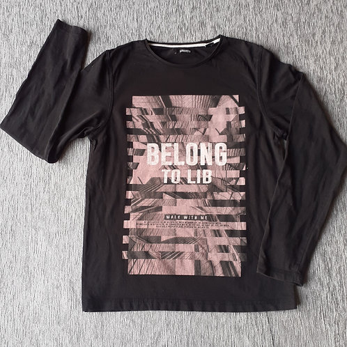 T-shirt manches longues - Liberto - 14 Ans