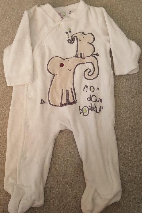 Pyjama - L'enfant Do - 3 mois