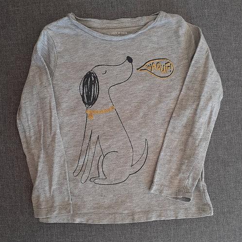 T-shirt manches longues - Monoprix - 4 Ans
