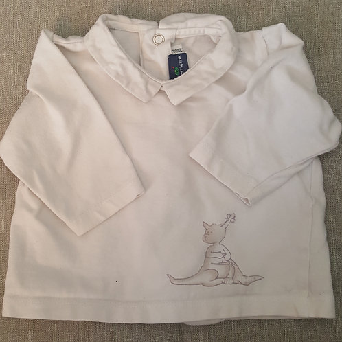 Tee shirt manches longues - Sergent Major - 3 mois