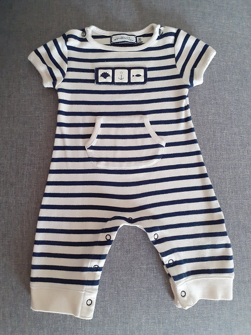Pyjama - Moussaillon - 6 mois