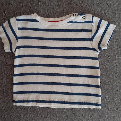 T-shirt manches courtes - Tissaia - 6 mois