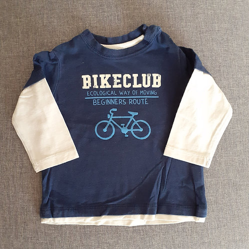 T-shirt manches longues - Tex Baby - 12 Mois