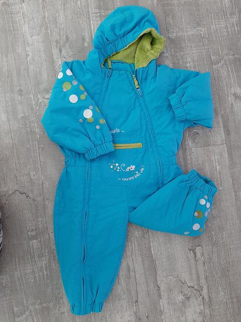 Combi ski - polochon - 18 mois
