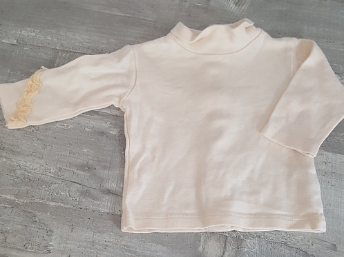 Tee shirt manches longues - Kitchoun - 3 mois