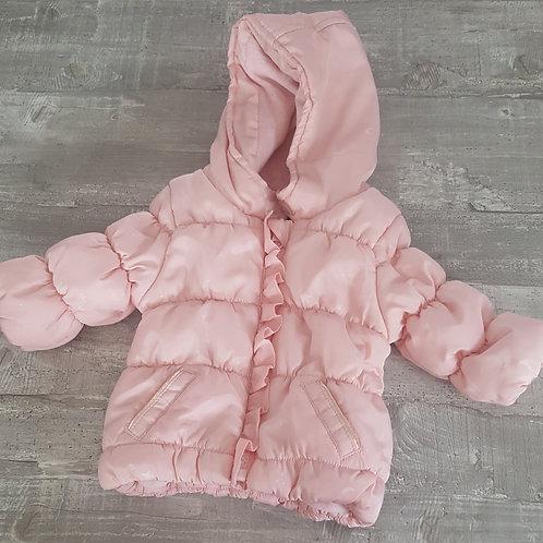 Doudoune rose - Kiabi - 3 mois