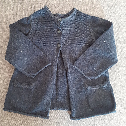 Gilet manches longues - Tex - 12 Mois