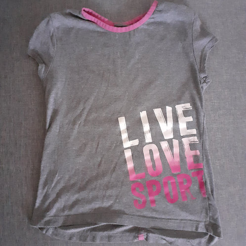 T-shirt manches courtes - 7 Ans