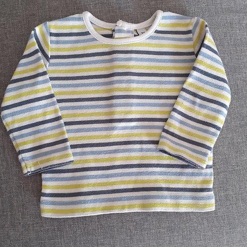 T-shirt manches longues -  03 Mois