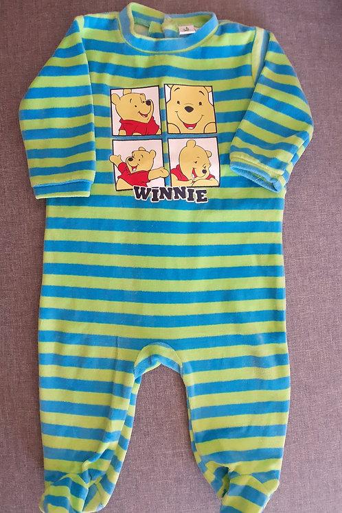 Pyjama - Winnie L'Ourson - 12 Mois