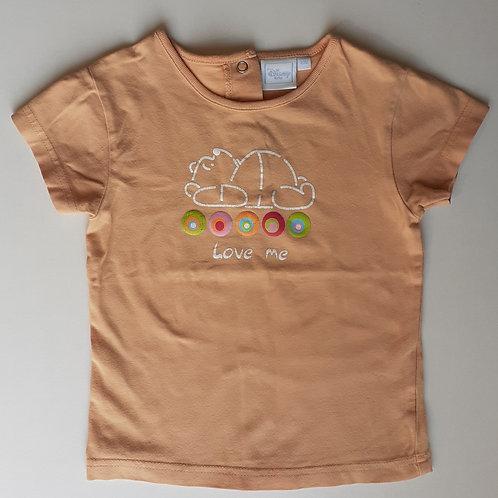 T-shirt manches courtes - Winnie L'Ourson - 2 Ans