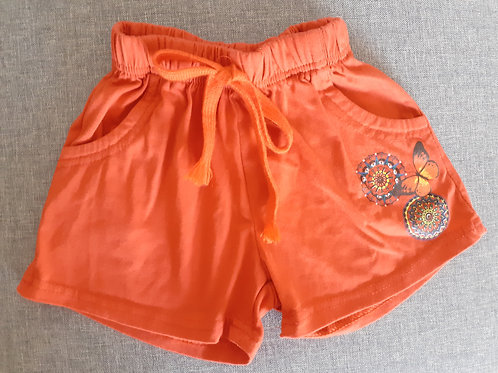 Short rouge - JNS - 8 Ans