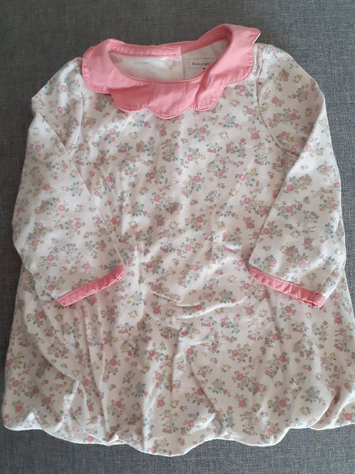 Robe manches longues - Sergent Major - 12 Mois