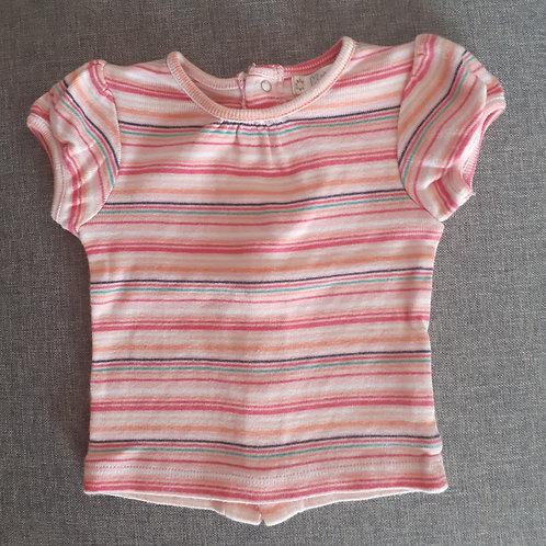 T-shirt manches courtes - Kitchoun - 06 mois