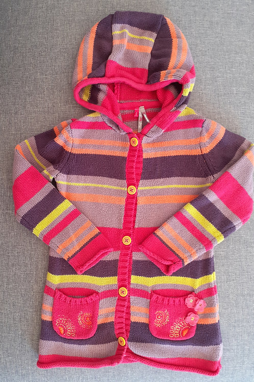 Gilet long manches longues - Orchestra - 4 Ans
