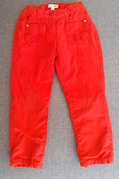 "Pantalon ""Indestructible"" - Verbaudet - 4 Ans"