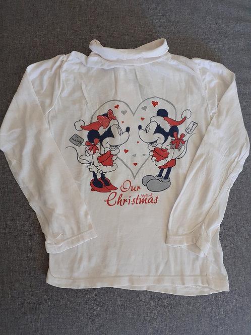 T-shirt manches longues - Disney - 02 ans