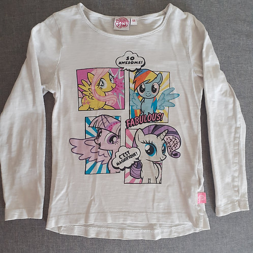 T-shirt manches longues - My Little Pony - 6 Ans