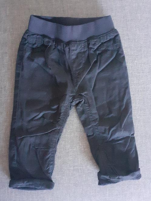 Pantalon uni - Boite à Malices  - 6 mois
