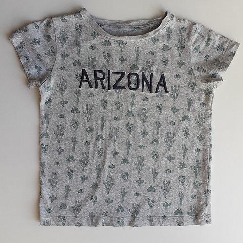 T-shirt Gris chiné - Monoprix - 6 Ans