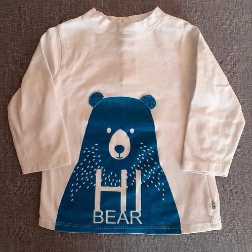 T-shirt manches longues - Obaibi - 12 Mois