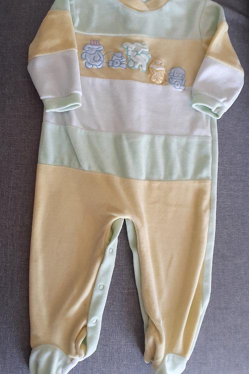 Pyjama manches longues - L'Enfant Do - 12 Mois