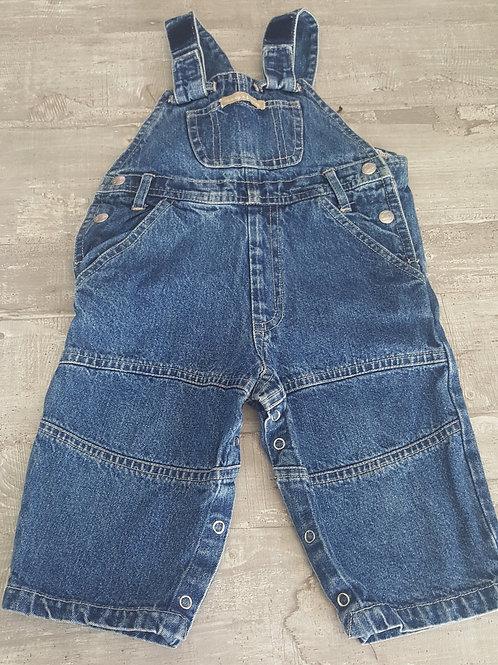 Salopette en jean - Tex - 12 mois