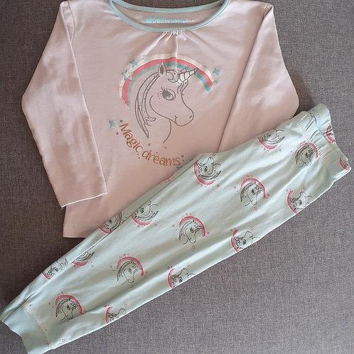 Pyjama Licorne - 4 Ans