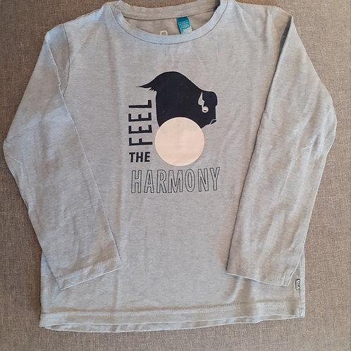 T-shirt manches longues - Okaïdi - 5 Ans