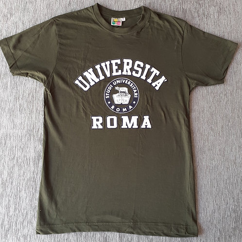 """T-shirt """"Universita Roma"""" - 14 Ans"""