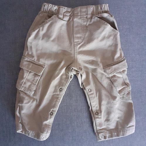 Pantalon en toile - P'tit Bisou - 12 Mois