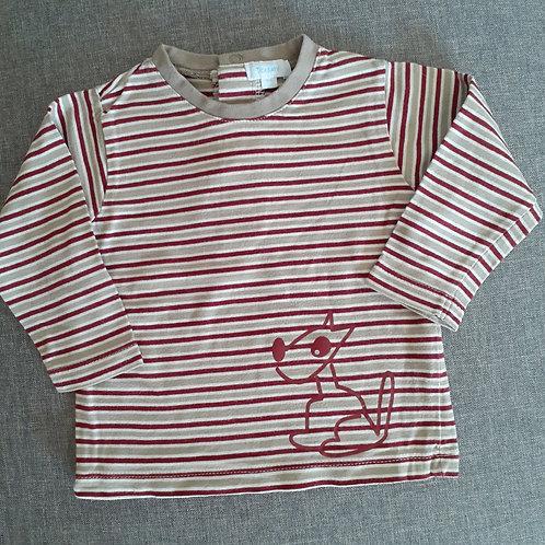 Copie de T-shirt manches longues - Tex Baby - 12 Mois