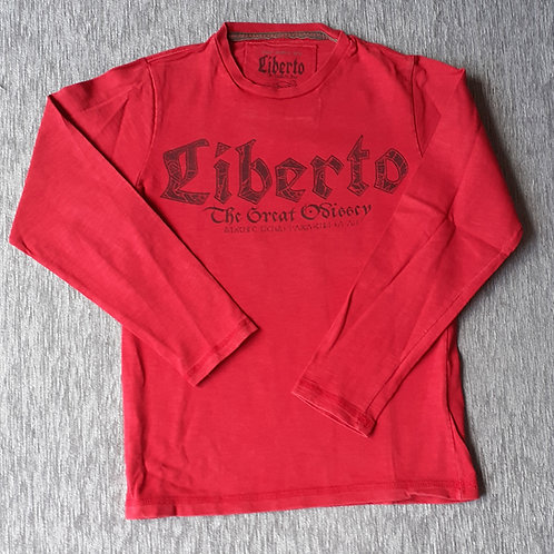 T-shirt manches longues - Liberto -10 Ans