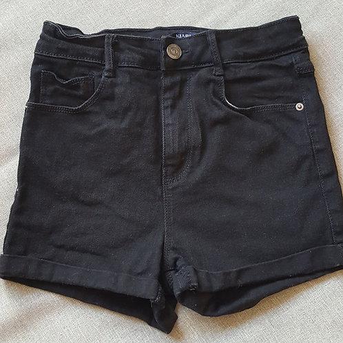 Short court noir - Kiabi -10 Ans