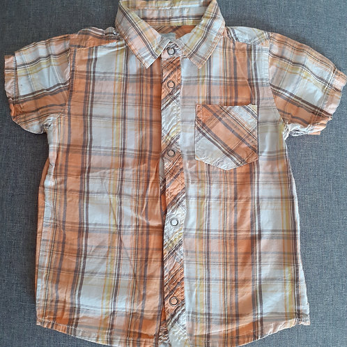 Chemise manches courtes - Kimbaloo - 03 Ans