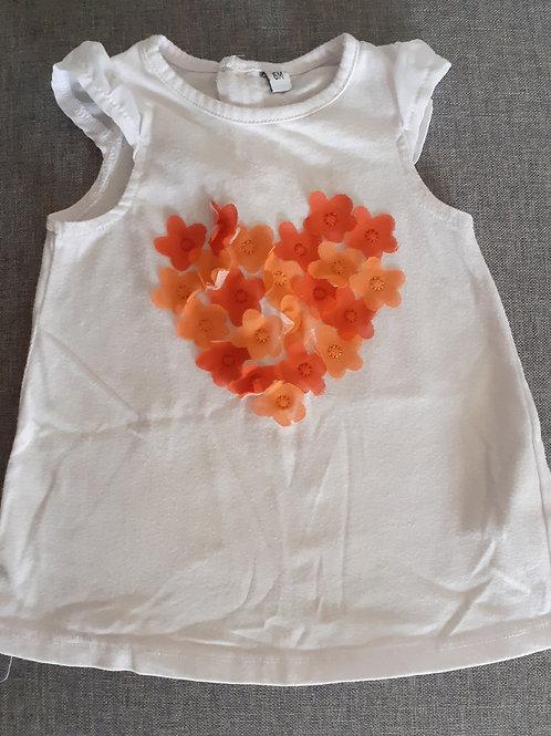 T-shirt manches courtes - 06 Mois