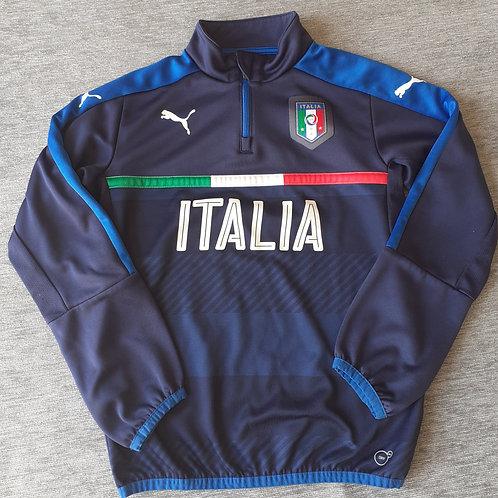 Sweat Italia - Puma - 12 Ans